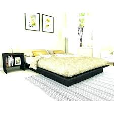 low profile twin bed frames queen platform to ground frame high metal