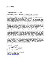 Sample Letter Of Recommendation For A Teacher Position 2018 05 Letter Of Recommendation For Faculty Position Sample Student