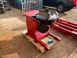 new 500kg swl fully motorised welding po