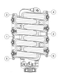 how to install an 11 14 mustang boss intake manifold Ford Racing Wiring Harness intake bolt pattern ford racing wiring harness