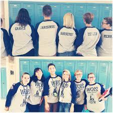 Design Your Own School Sweatshirt Custom T Shirts For Wois Middle School Shirt Design Ideas