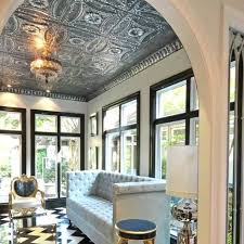 tin ceiling tiles the answer to my living room dilemma with wall decor 9 on recycled tin ceiling tile wall art with decorative metal wall panels tin ceiling tiles throughout prepare 14