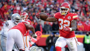 Kansas City Chiefs Running Back Depth Chart Chiefs Reveal First Depth Chart With Plenty Of Questions
