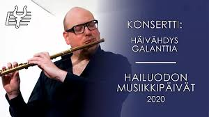 Sami Junnonen – Flute Artist   Performances