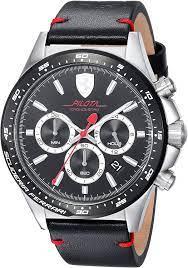 Ferrari Herren Ferrari Pilota Chronometro Reloj 0830389 Amazon De Uhren