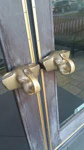 cool door handles. Photo Of Elephant Bar Restaurant - Fresno, CA, United States. Cool Door Handles