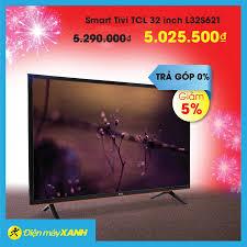 Smart Tivi TCL 32 inch L32S62T ?️ Mua... - Điện máy XANH (dienmayxanh.com)