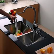kraus manufactures variety of kitchen fixtures that will make your work in it easier its range of handmade sinks is beautiful on the outside and tough in