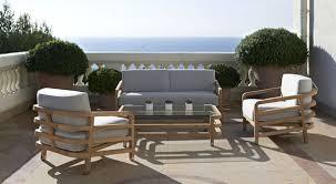 Summit Linley Collection Luxury Outdoor Teak Furniture