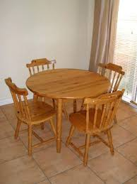 round wood kitchen table dining tables astonishing small round dining table set small round throughout small