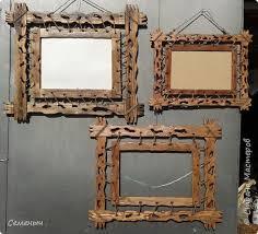Рамы для картин и фотографий из состаренного <b>дерева</b>. Сосна ...