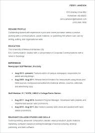 Accounting Resume Template Resume Sample Source