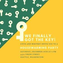 Customize Housewarming Invitation Templates Online For Party