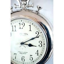 stop watch wall clocks stop watch wall clocks giant stopwatch wall clock metal wall clocks stopwatch