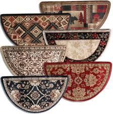 semi circle area rug semi circle rug home design ideas for designs large half circle area
