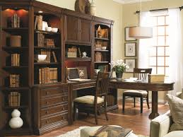 cherry custom home office desk. office desk units partneru0027s peninsula with two dropfront drawers u0026 pedestal cherry custom home r