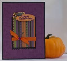 390 Best Stamping Ideas  Halloween Images On Pinterest Card Making Ideas For Halloween