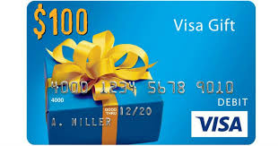 visa is now offering 100 gift card to win your visa gift card just take a simple survey