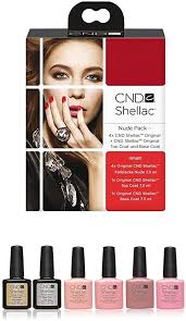 <b>CND Shellac</b> UV/LED Power Polish <b>Intimates</b> Collection/Top/Base ...