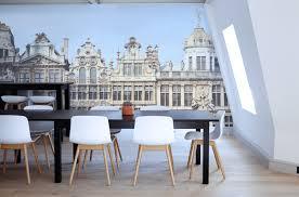 Brussels Architectural Wall Mural-Buildings & Landmarks-Eazywallz ...