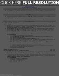 Healthcare Administration Sample Resume 17 Hospital Housekeeping