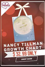 Red Book Growth Chart Nancy Tillman Growth Chart Nancy Tillman Collection