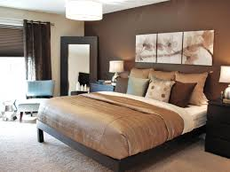 Brown Bedroom Colors Home Design Ideas - Transitional bedroom