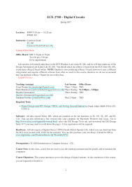 Digital Design 2nd Edition By Frank Vahid Course Syllabus Manualzz Com