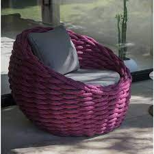 lebello circle puff patio chair in 2021