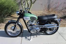 wayne s triumph motorcycles 1967 triumph tr6c for sale restored
