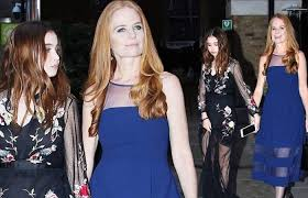 Patsy Palmer joins model daughter Emilia, 16, on the red carpet at National  ...