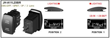 sasquatch light switch wiring diagram sasquatch rocker switch toyota land cruiser 70 series off road lights symbol on sasquatch light switch wiring