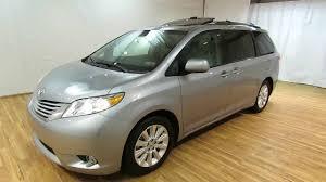 2011 Toyota Sienna Ltd MOONROOF,,LEATHER NAV REAR CAM @CARVISION ...