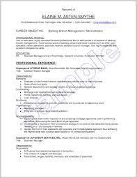 Fantastic Bank Assistant Branch Manager Resume Sample 290589
