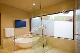 modern luxury master bathroom.  Master Modern Luxury Master Bath With Flat Screen TV And Soaking Tub Stock Photo  Of Master Bath For Bathroom