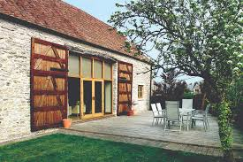 If there is a single rule that will lead to a successful barn conversion  design scheme for a residential barn conversion, it is to be 'true to the  building' ...