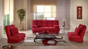 Red And Beige Living Room Red Living Room Set Ideas Glass Panel Doors Beige Shag Further