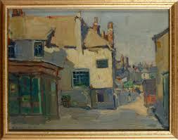 Bonhams : Marcella Smith (British, 1887-1963) Street scenes