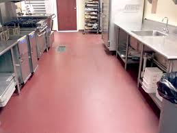 Epoxy Floor Kitchen Showcase Of Commercial And Industrial Flooring Solutions Page 3