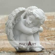 marble small cherub