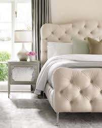 Bedroom furniture in French country or classic.