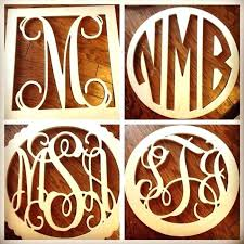 wooden initial letters monogram for wall achievable including large letter s uk wooden initial letters