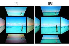 Kết quả hình ảnh cho màn hình ips và tn