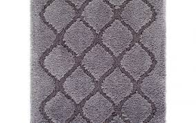 trellis gray chenille rug bath set sets round good bathroom and blue white looking striped target navy anchor rugs inspiring dark amazing appealing stunning