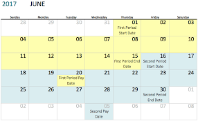 If You Get Paid Semi Monthly Creating A Pay Schedule Knowledge Center