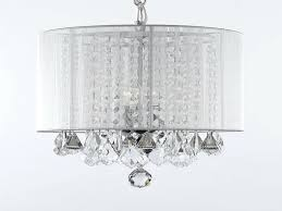 small inexpensive chandelier chandelier with black shade and