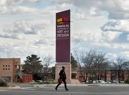 Santa Fe Art And Design Santa Fe University Of Art And Design To Close In 2018