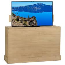 TV Lift Cabinets For The End Of Bed TVLiftCabinetcom - Bedroom tv lift cabinet