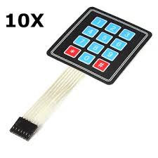<b>membrane switch</b> keyboard Online Shopping - Buy Best membrane ...