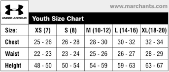 Under Armour Clothing Size Chart Nsw Under Armour Challenger Youth Pant Navy